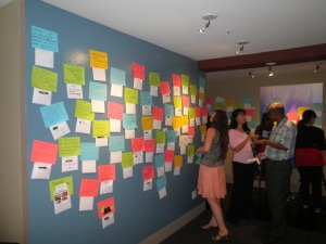 The Giving Tree Wall