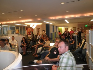 Santa Monica New Tech networking event 2